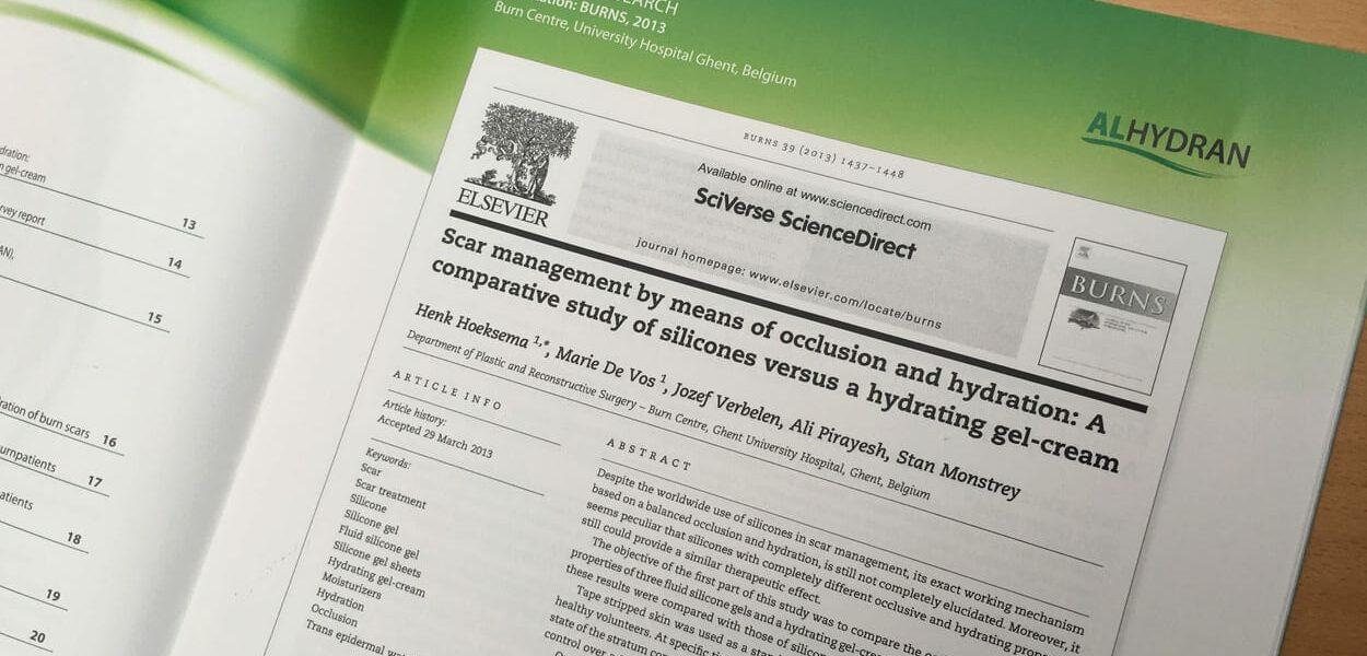 Ghent University proves ALHYDRAN effective