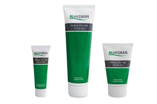 ALHYDRAN product range 30 ml - 100 ml - 250 ml