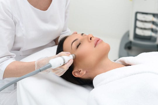 ALHYDRAN laser treatment after-care